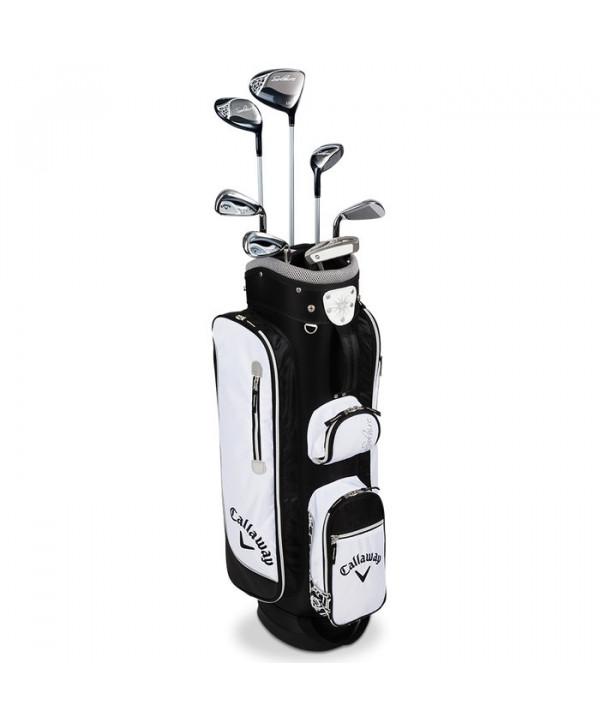 Dámský golfový set Callaway Solaire Gems 8 2016