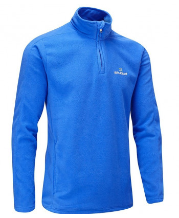 Pánská golfová mikina Stuburt Urban Quarter Zip Fleece