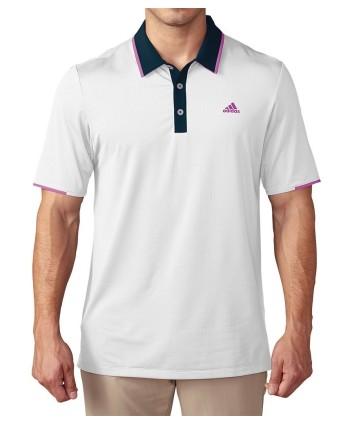 Pánské golfové triko Adidas ClimaCool Crestable Vented