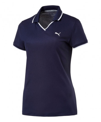 Puma Ladies Pique Polo Shirt