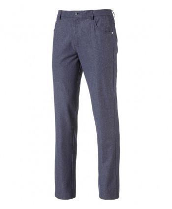 Pánske golfové nohavice Puma Heather 6 Pocket
