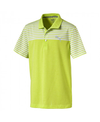 Puma Junior Clubhouse Polo Shirt