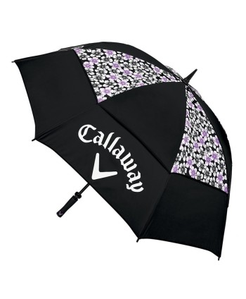 Callaway Uptown Floral 60 Inch Double Canopy Umbrella