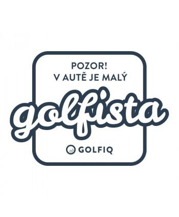 Samolepka GOLFIQ