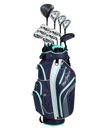 MacGregor Ladies DCT2000 Package Set (Graphite Shaft)