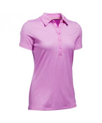 Dámské golfové triko Under Armour Zinger Novelty Polo Shirt 2017