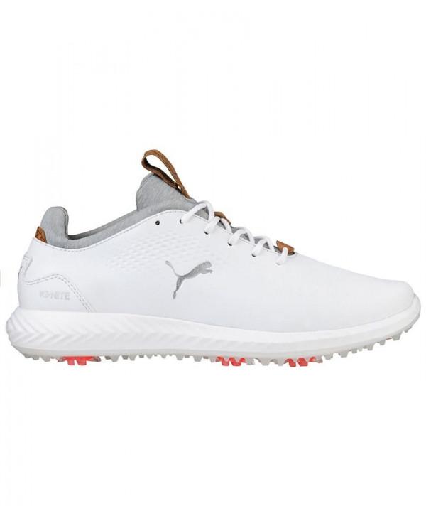Dětské golfové boty Puma Tour Lux 2018
