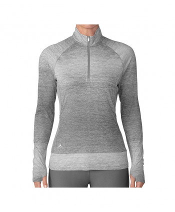Dámská golfová mikina Adidas Rangewear Half Zip 2018