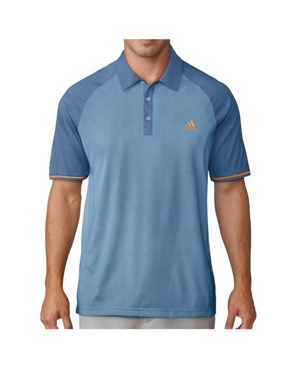 Pánské golfové triko Adidas ClimaCool Athletic Raglan