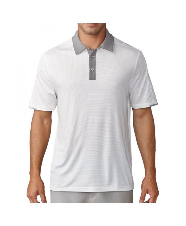 Pánské golfové triko Adidas ClimaChill Stretch 2018