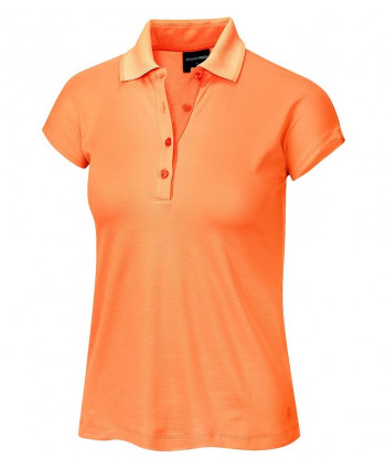 Galvin Green Ladies Melody Short Sleeve Polo Shirt