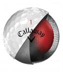 Golfové míčky Callaway Chrome Soft 2018