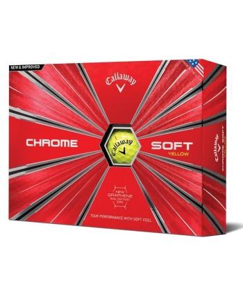 Callaway Chrome Soft 58 Limited Edition Golf Balls (12 Balls)