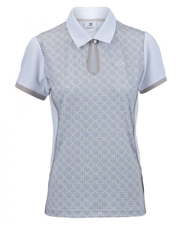 Dámské golfové triko Daily Sports Prizzie Cap Sleeve Polo Shirt 2018