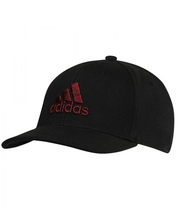 Pánská golfová kšiltovka Adidas Heather Logo 2018