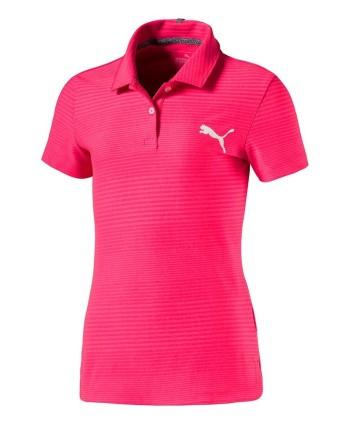 Dívčí golfové triko Puma Aston 2018