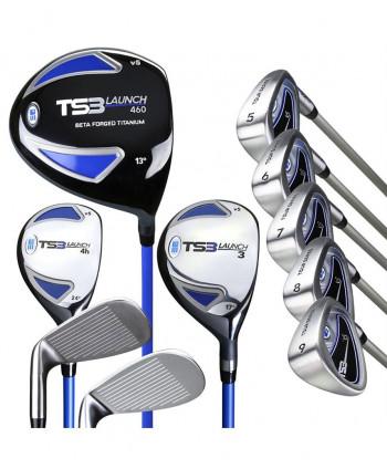 Dětský golfový set US KIDS TS3-63 - grafit