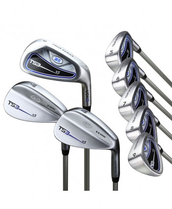 US Kids Tour Series Inch 8-Club Iron Set (Graphite Shaft)