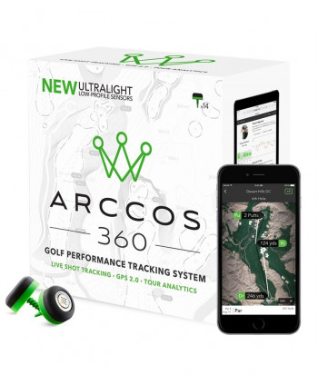 Cobra Arccos 360 Golf Performance Tracking System