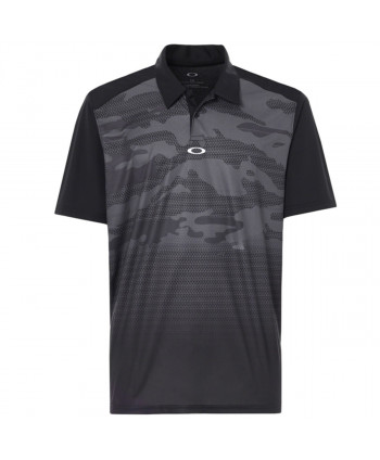Oakley Mens Deep Rough Camo Polo Shirt