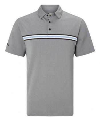 Pánske golfové tričko Callaway Yarn Dyed Oxford