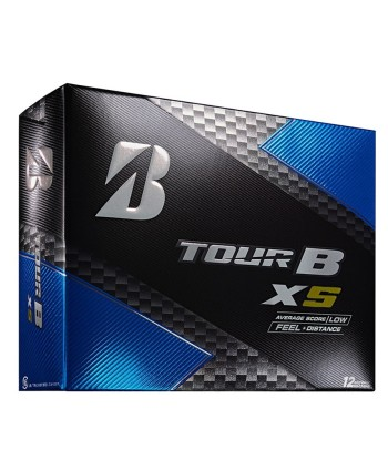 Bridgestone Tour B XS Golf Balls (12 Balls)