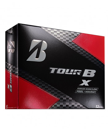 Golfové míčky Bridgestone Tour B X