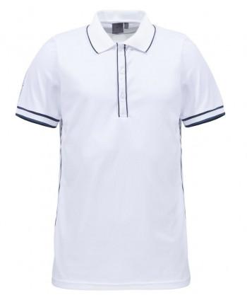 Pánske golfové tričko Cross Geo Stripe