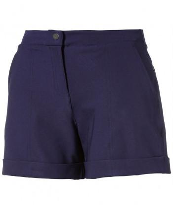 Puma Ladies Solid Short Shorts