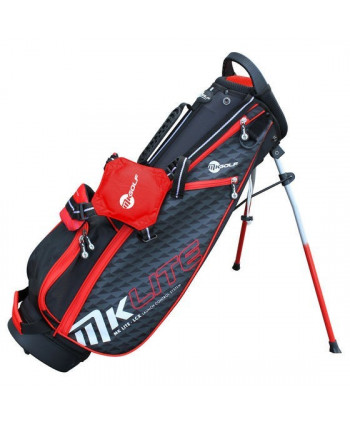 Detský golfový bag na nosenie MKids Lite (7-9 rokov)