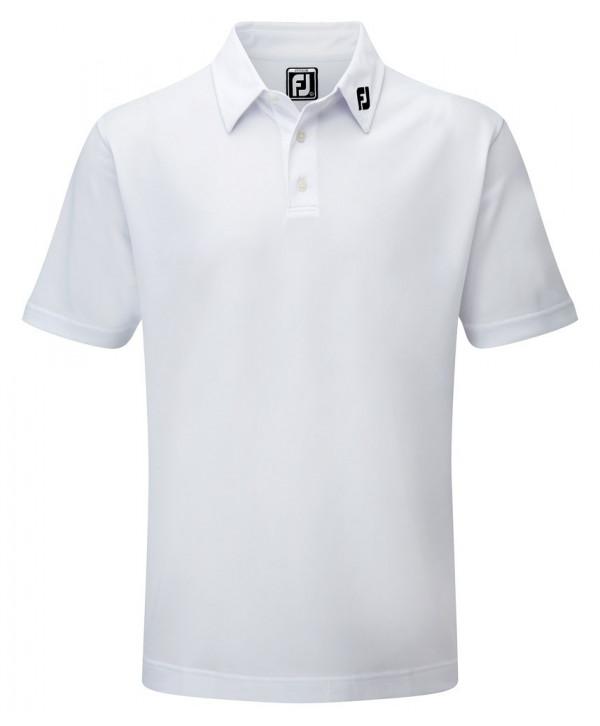 Dětské golfové triko FootJoy Stretch Pique Solid