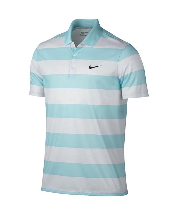 Pánské golfové triko Nike Victory Bold Stripe 2016