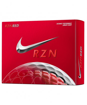 Nike RZN Speed Red Golf Balls (12 Balls)