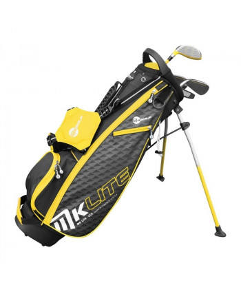 Detský golfový set MKids Lite Yellow (5-7 rokov)