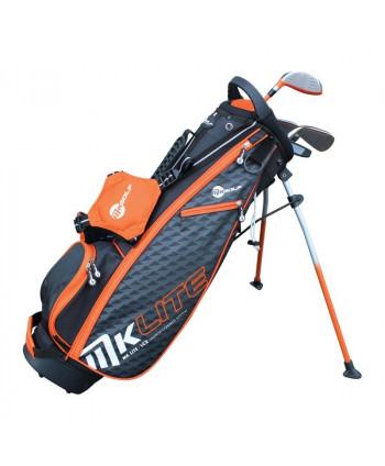 Dětský golfový set MKids Lite Orange (6-8 let)