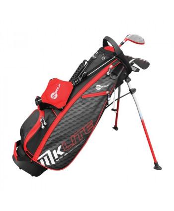Dětský golfový set MKids Lite Red (135 cm)