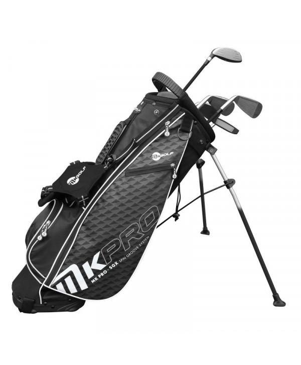 Dětský golfový set MKids Pro Grey (165 cm)