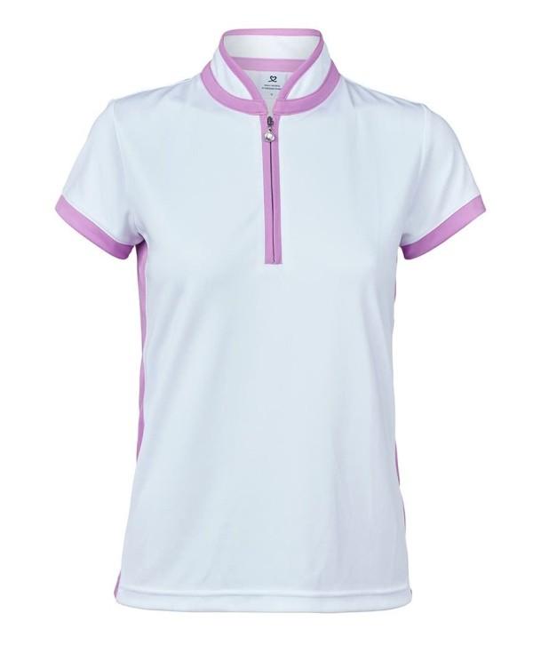 6554e9bc6be8 Dámske golfové tričko Daily Sports Marge Short Sleeve - GOLFIQ
