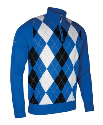 Pánský golfový svetr Glenmuir Eliot Zipped