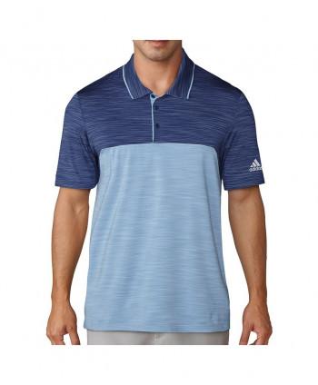 Pánske golfové tričko Adidas Ultimate 365 Heather