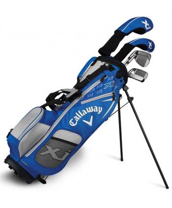 Dětský golfový set Callaway XJ Hot (9-12 let)