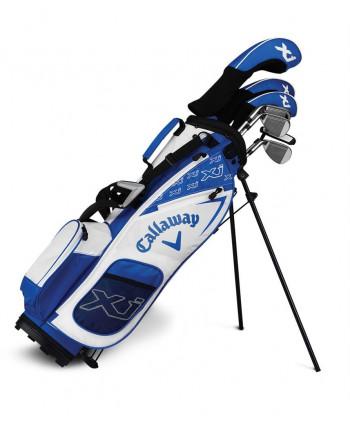 Dívčí golfový set Callaway XJ 2018 (9-12 let)
