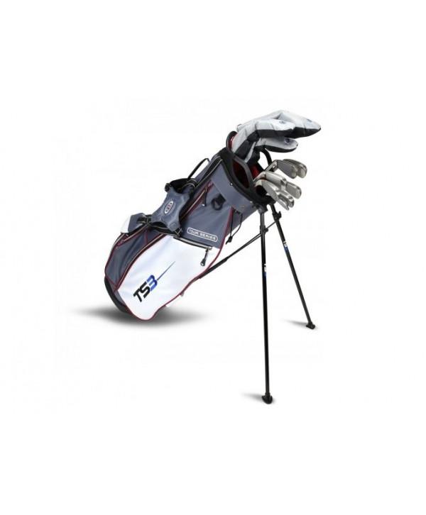 US Kids Tour Series 60 Inch 10-Club Golf Combo Set
