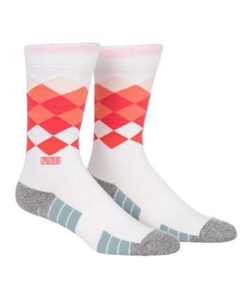 Pánské golfové ponožky Puma Fusion Argyle Crew