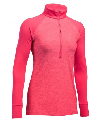 Under Armour Ladies Zinger Full Zip Pullover Top