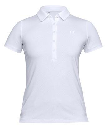 Dámske golfové tričko Under Armour Zinger Novelty Polo Shirt