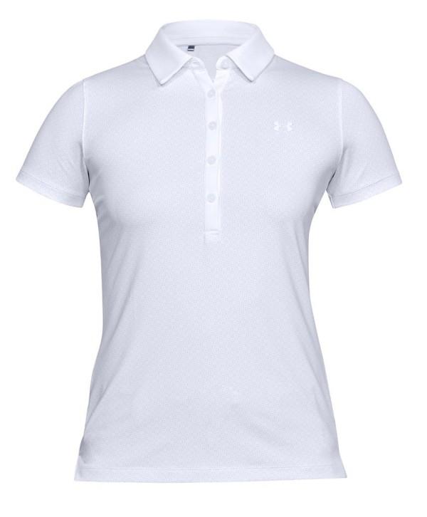 Dámské golfové triko Under Armour Zinger Sleeveless Polo Shirt