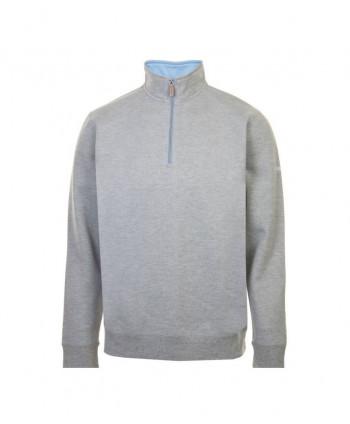 Pánský svetr ProQuip Mistral Zip Neck