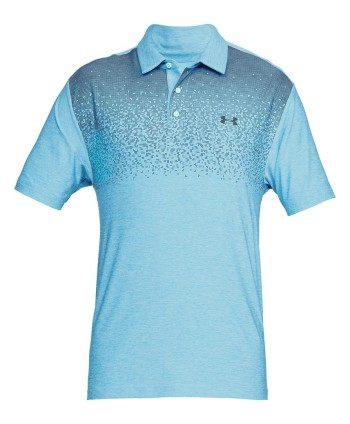 Pánské golfové triko Under Armour Playoff Graphic Print