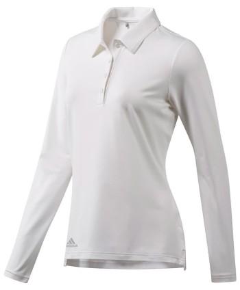 Dámské golfové triko Adidas ClimaLite Essentials Heather